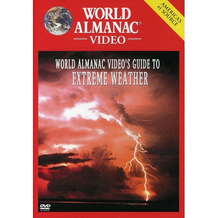 - World Almanac Video's Guide Extreme Weather (DVD)