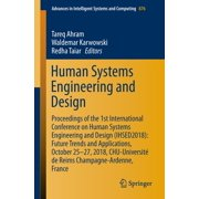 Human Systems Engineering and Design - eBook