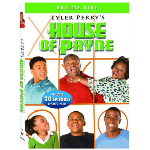 Tyler Perry's House Of Payne Vol. 9 (Full Frame)