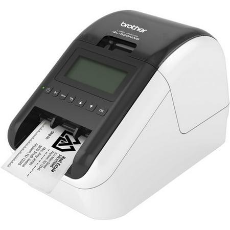 Fr?re Ql820nwb direct Imprimante thermique - monochrome - Label Print - 1,8 Lps Mono - Wireless Lan - - image 1 de 1