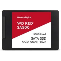 Western Digital Red SA500 2.5-in 500GB 3D  Internal SSD