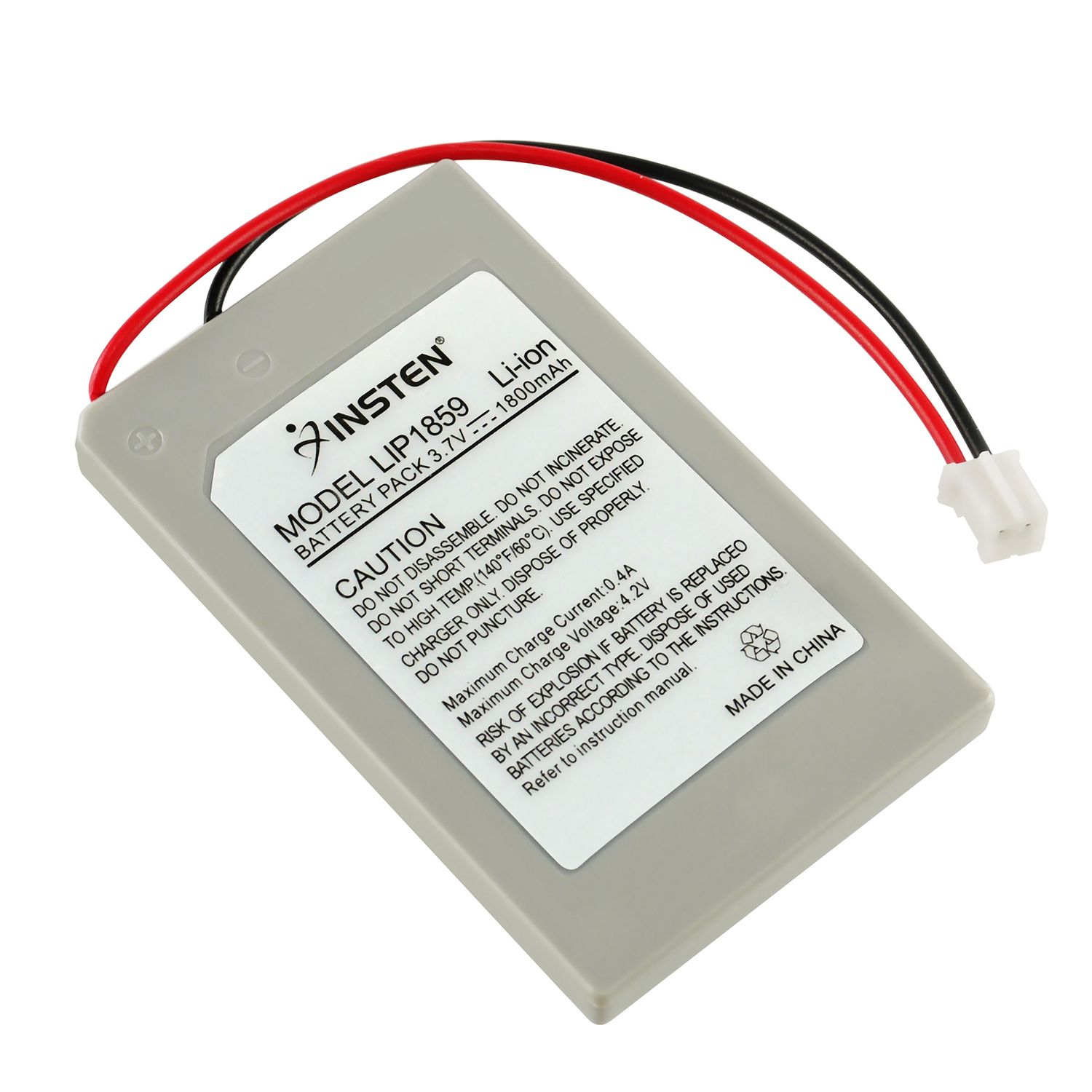 Insten Replacement Battery Pack For Sony Playstation 3 PS3 Controller