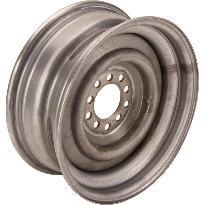 Speedway Smoothie 15x6  Steel Wheel, 5 on 4.5/4.75, 3.5 BS