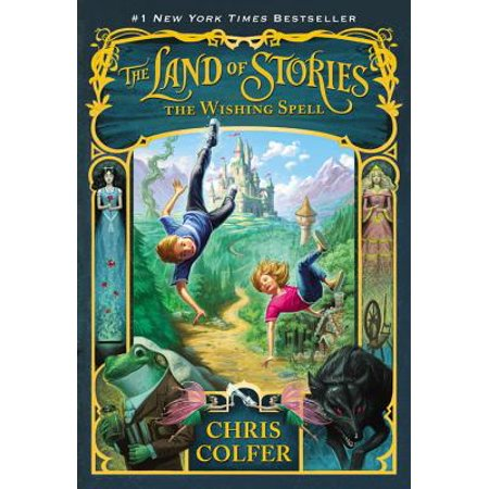 The Land of Stories: The Wishing Spell](Halloweentown Spell)