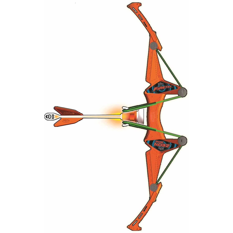FireTek Zeon Bow Orange