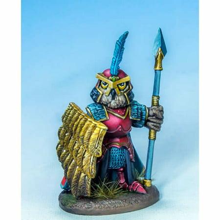 Dark Swords (Owl Warrior Miniature Critter Kingdoms Dark Sword)