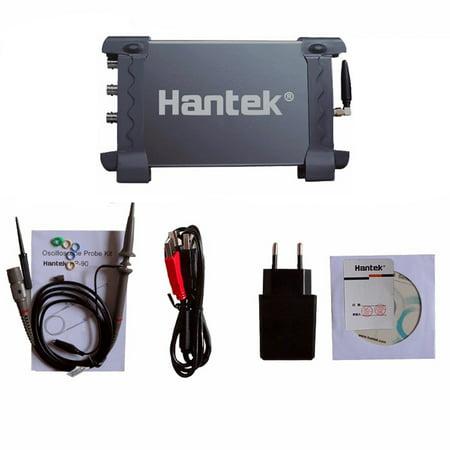 Hantek IDS1070A WIFI USB 70MHz 2Channels 250MSa/s Storage Oscilloscope Suitable for iOS Andrioid PC