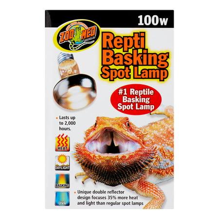 Zoo Med Repti Basking Spot Lamp, 100 Watt
