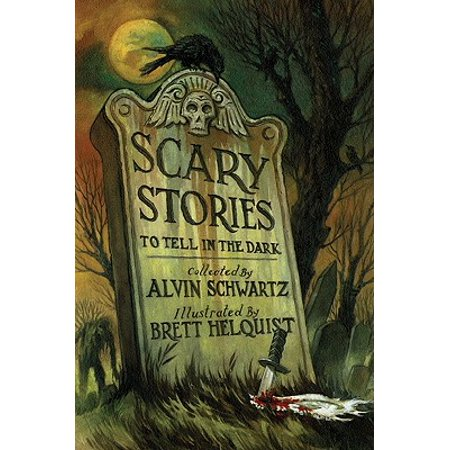 Scary Stories to Tell in the Dark (Paperback) (A Scary Story To Tell In The Dark)