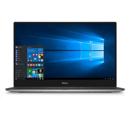 DELL Recertified XPS 13- 9360 13.3-Inch QHD InfinityEdge Touchscreen (Intel Core i7 7560U 3.8 GHz , 16 GB , 512 SSD , Windows 10 Home , 1 Year Dell