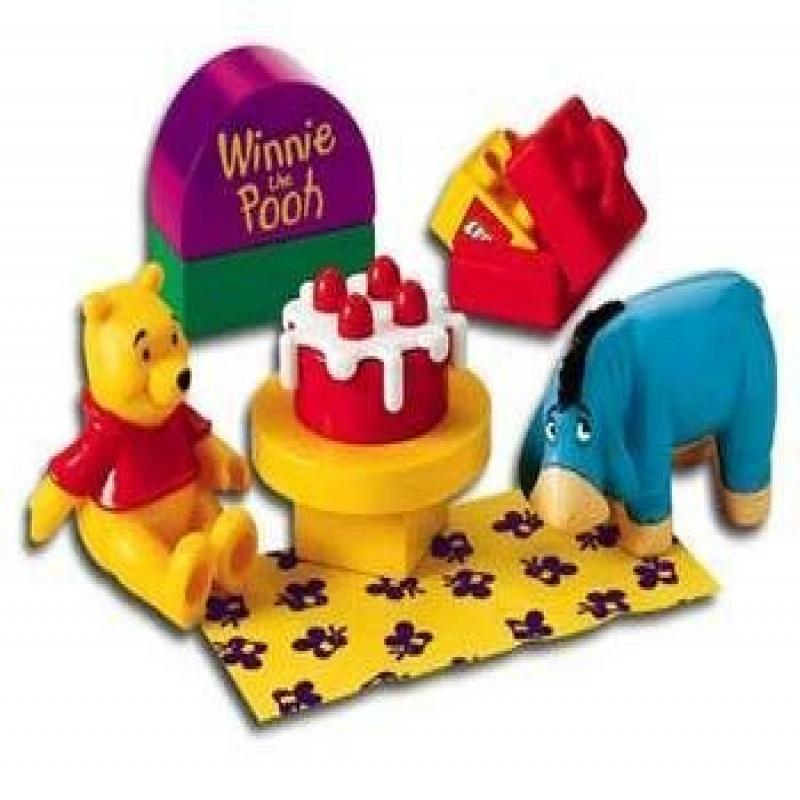 Lego DUPLO Winnie the Pooh - Eeyore's Birthday Surprise