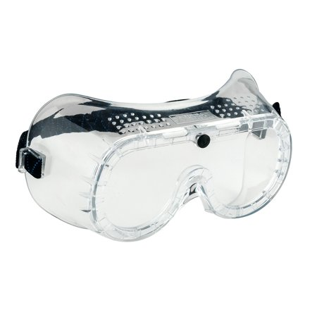 - Portwest Direct Vent Safety Goggles Lab Chemical Splash Protection (2 Pack)