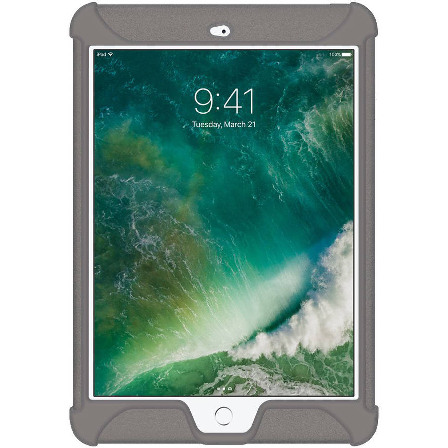 Amzer Silicone Skin Jelly Case for Apple iPad 9.7