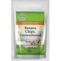 Banana Chips, Unsweetened (8 oz, ZIN: 524727)