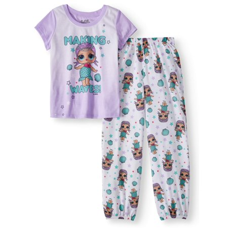 Best Girls Pajamas (Girls' LOL Surprise! 2-Piece Pajama Sleep)