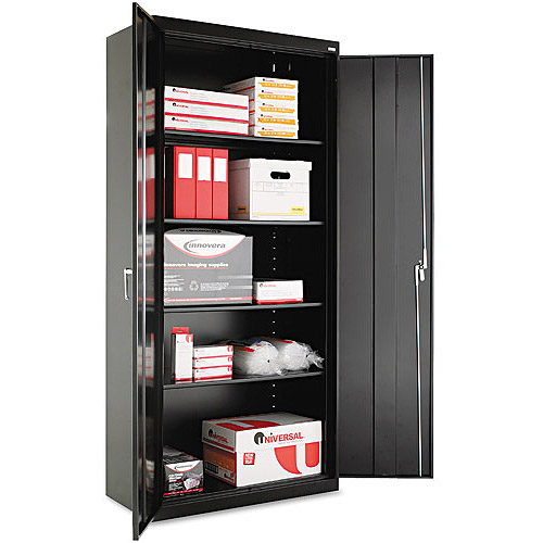 "Alera 78"" Assembled Welded High Storage Cabinet"