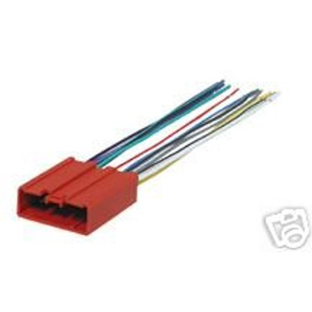 70-1764 radio wiring harness for nissan 87-94 amp harness by metra ship  from us - walmart com