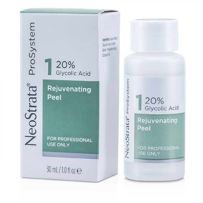 Neostrata ProSystem Glycolic Acid Rejuvenating Peel 20% (Salon Product) 30ml/1oz Shiseido - Men Skin Empowering Cream - 50ml/1.7oz