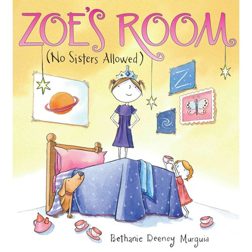 Zoe's Room: No Sisters Allowed