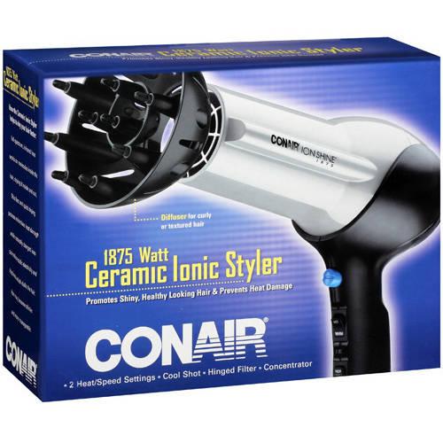 Conair Ionic Turbo Styler 1875 Watt Hair Dryer