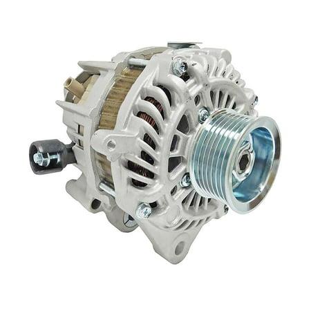 New Alternator For Honda Accord 2 4L 2013 2014 2015 2016 w/Manual  Transmission 14488 14488N