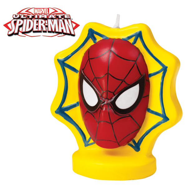 Wilton Candle - Spider-Man