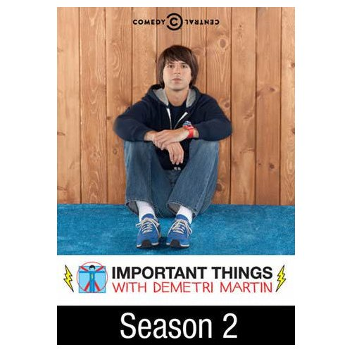 Important Things with Demetri Martin: Attention (Season 2: Ep. 1) (2010)