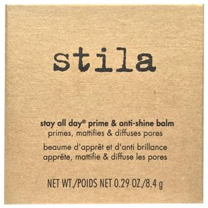 Stila Pore Primer, Stay All Day Prime & Anti-Shine Balm, 0.29 oz