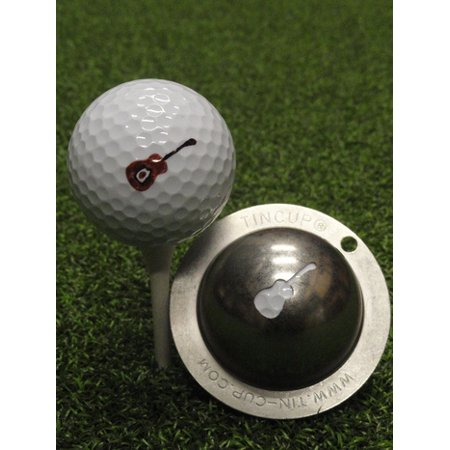 Tin Cup Golf Ball Custom Marker Alignment Tool Stencil ...