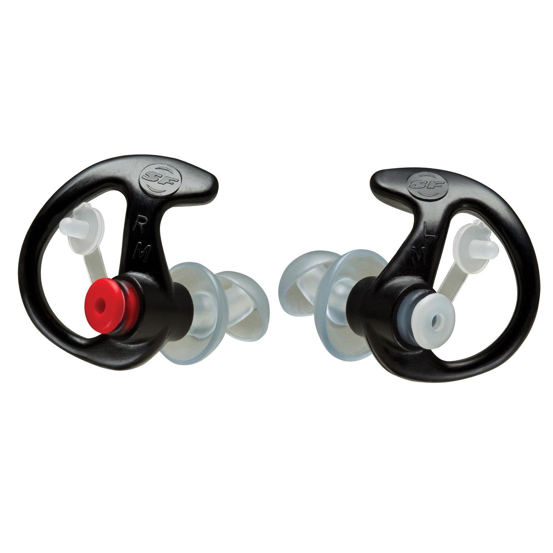 EarShield Sport Plugs, Black