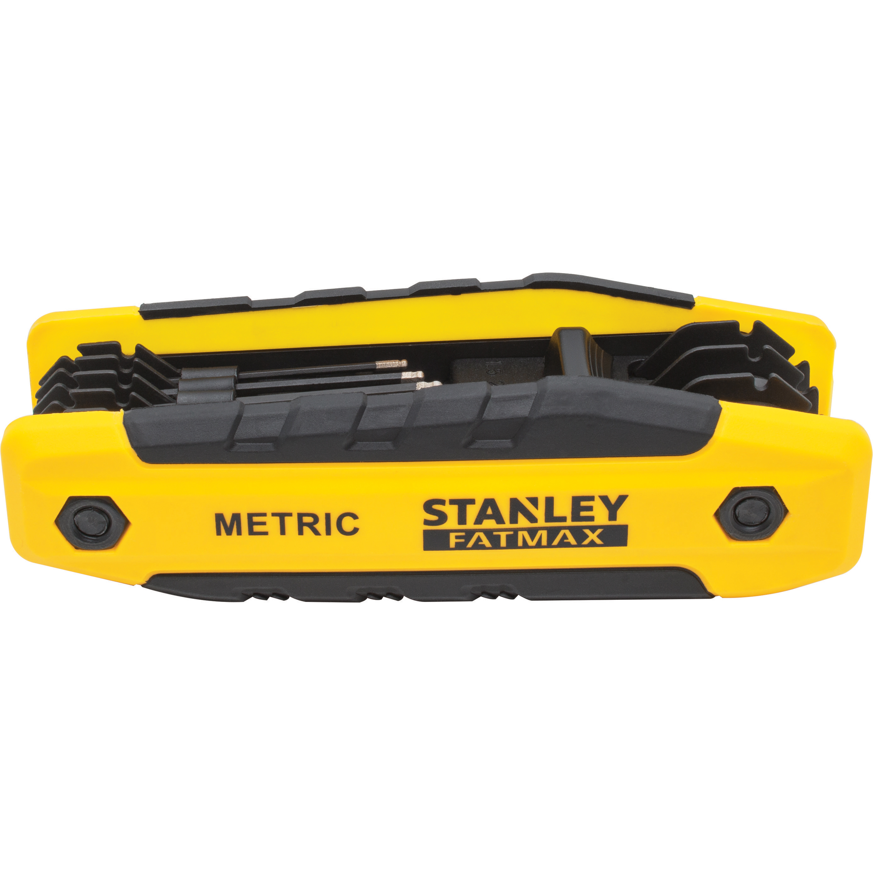 STANLEY FatMax FMHT80765 Diamond Folding Hex Key (Metric)