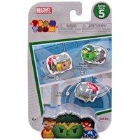 Marvel Tsum Tsum Series 5 Thor, Gladiator Hulk & Thor (Jane Foster) Minifigure 3-Pack