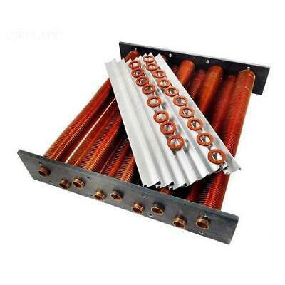 Pentair 472132 Heat Exchanger Only, Model 200 (Pentair Heat Exchanger)