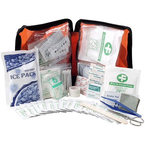 Trademark Home First Aid Essentials Kit, 220-Piece