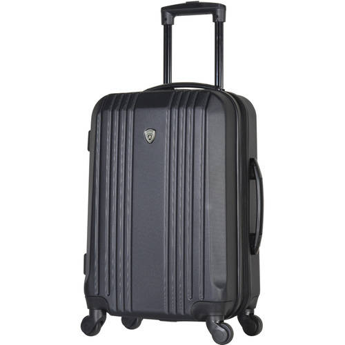 """Olympia USA Apache 21"""" Carry-On Spinner W/ Hidden Compartment"""