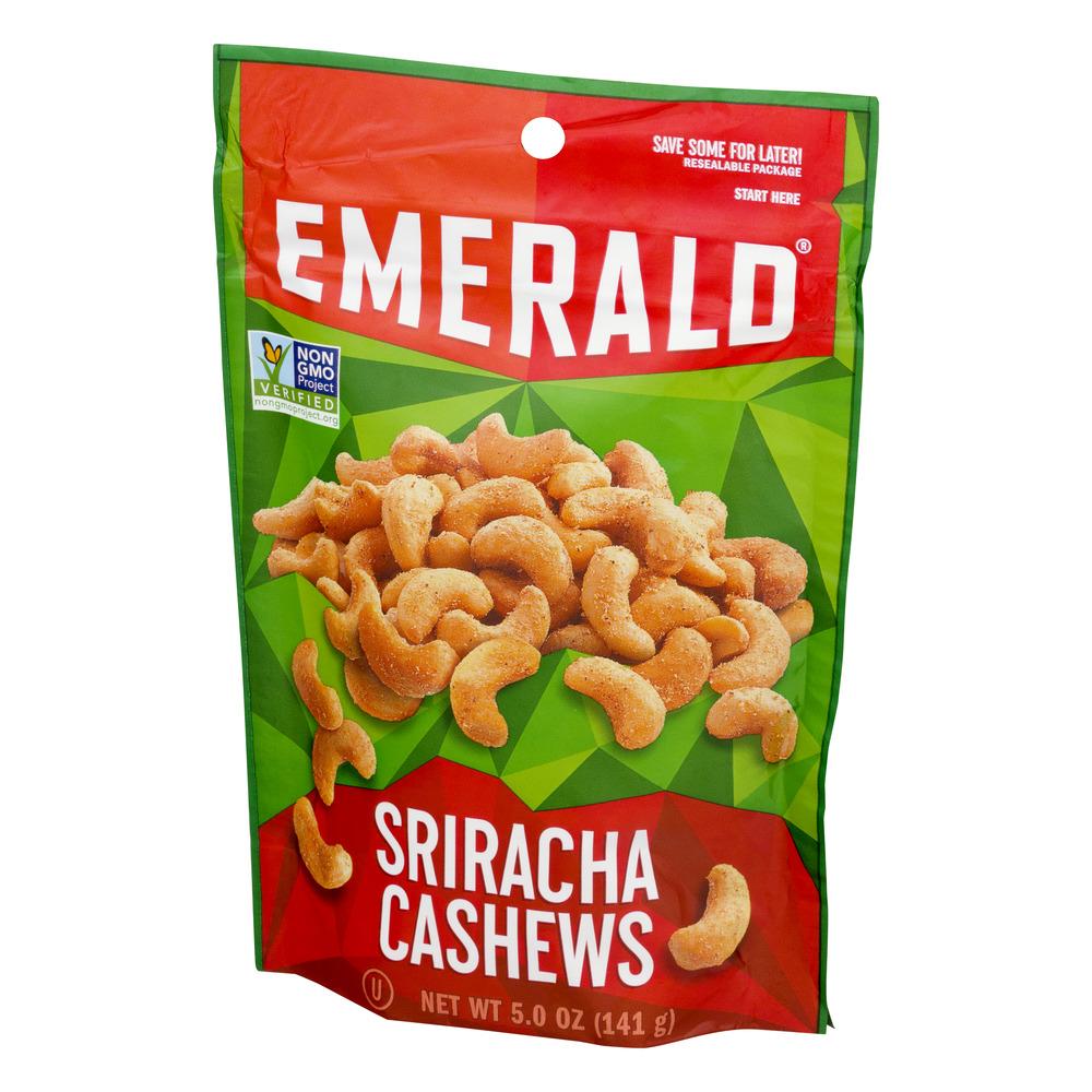 Emerald Sriracha Cashews, 5.0 OZ by Diamond Foods, Inc