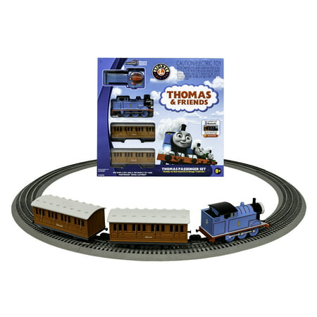 Lionel Trains Thomas and Friends Passenger LionChief Train Set with BlueTooth - Thomas The Train And Friends