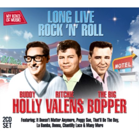 Mkom-Long Live Rock N Roll (CD) Ritchie Valens Died