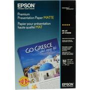 Epson Premium Presentation Paper Matte Matte Paper