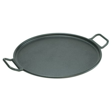 Clad 14' Cast - Lodge Cast Iron Baking Pan with Handles