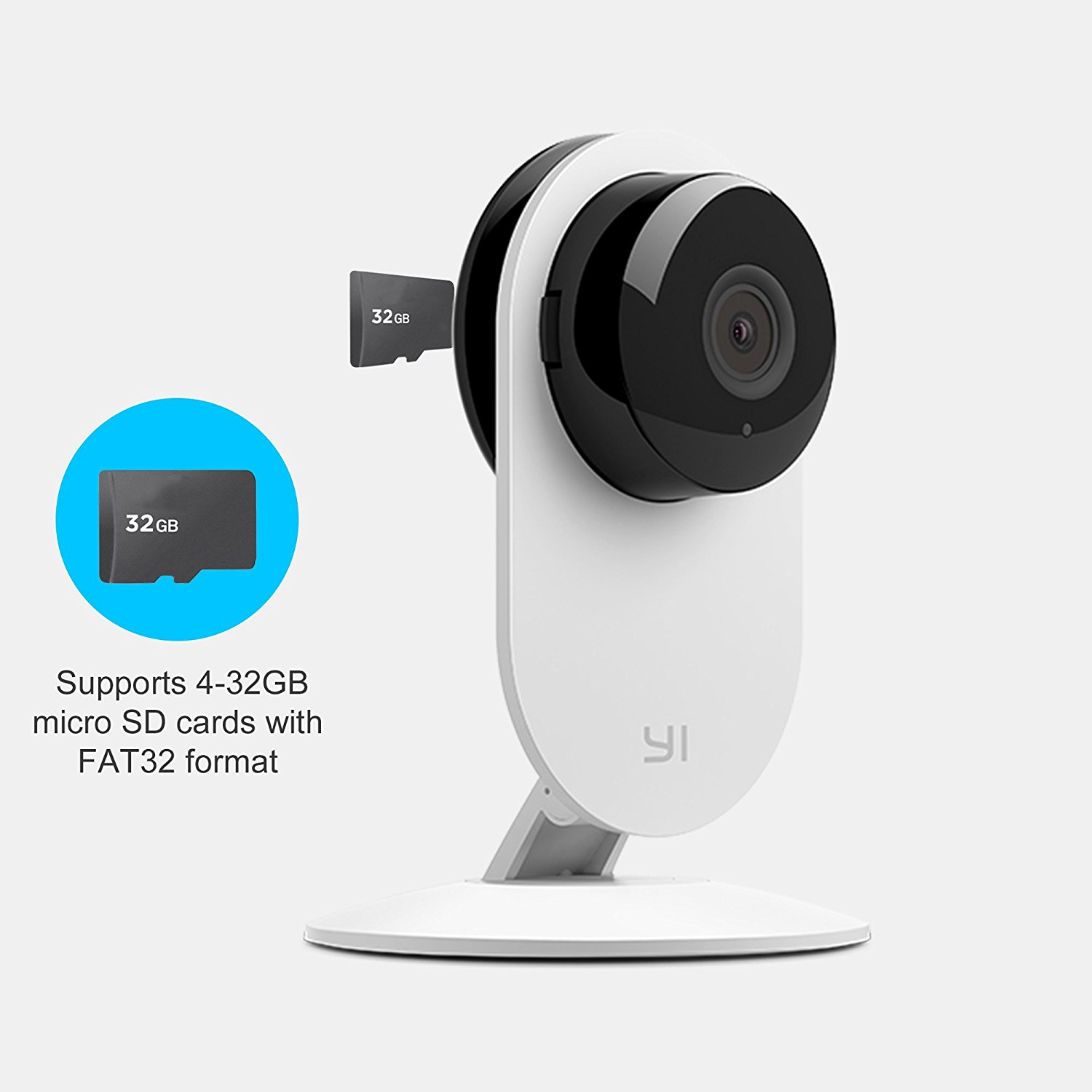 YI Home Security Camera 720p