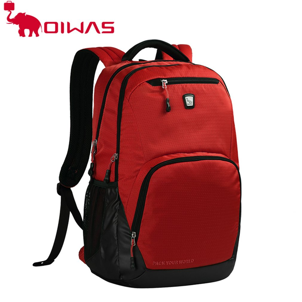 Oiwas 24L Laptop Business Backpack Waterproof Multi-functional Backpack 51b6cbe4d7