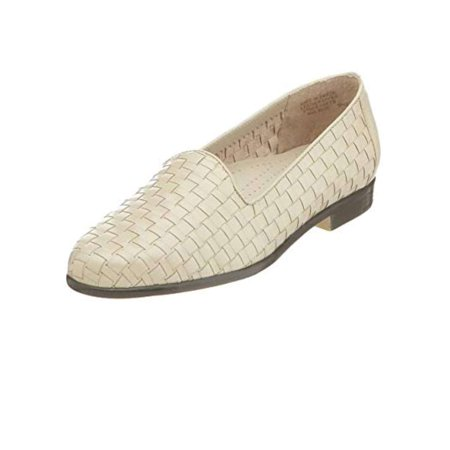 6037d7bcc49 Trotters - Trotters Womens Liz Leather Closed Toe Loafers - Walmart.com
