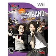 Rock University Presents: The Naked Brothers Band The Video Game - Nintendo Wii