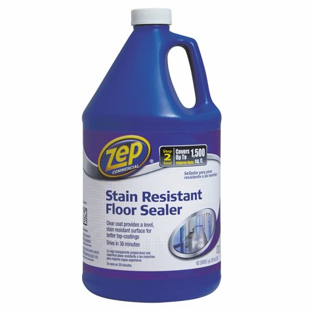 Zep Commercial Step 2 Stain Resistant Floor Sealer 1 Gal