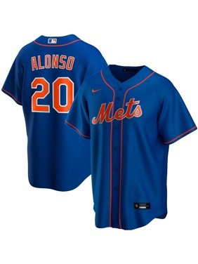 Pete Alonso New York Mets Nike Youth Alternate 2020 Replica Player Jersey - Royal