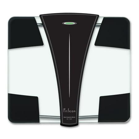 Tanita Body Composition - Tanita BC-1100F FitScan Ant+ Wireless Body Composition Monitor