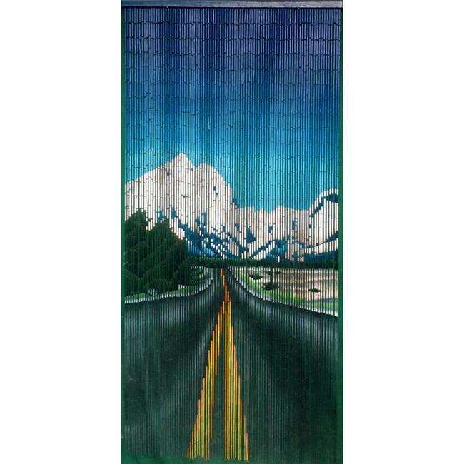 Bamboo54 53013 Road to Nature Curtain - image 1 of 1