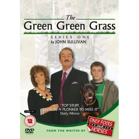 GREEN GREEN GRASS - SERIES 1 ()