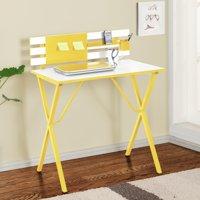 K&B Furniture Wood Writing Desk